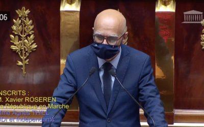 Xavier Roseren interpelle le Gouvernement sur la levée des aides pour nos entreprises