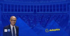 ✅ Adoption en séance de deux amendements de Xavier Roseren, une avancée pour les industries françaises
