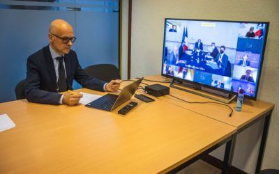 Réunion avec le Premier ministre sur les mesures de soutien à la montagne