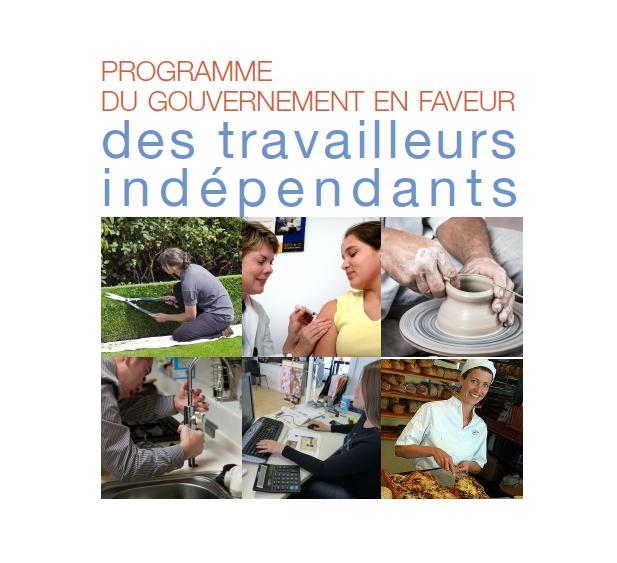 L'objectif du plan indépendant : simplifier la vie des travailleurs indépendants et mieux rémunérer leur travail