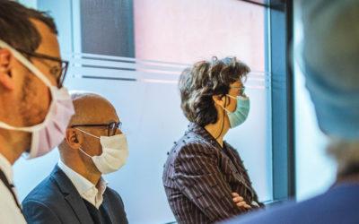 Xavier Roseren cosigne un courrier de soutien aux infirmiers anesthésistes diplômés d'état (IADE)