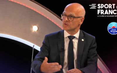 📺 | 🔴 Intervention de Xavier Roseren dans l'émission TV « Sport en France ».