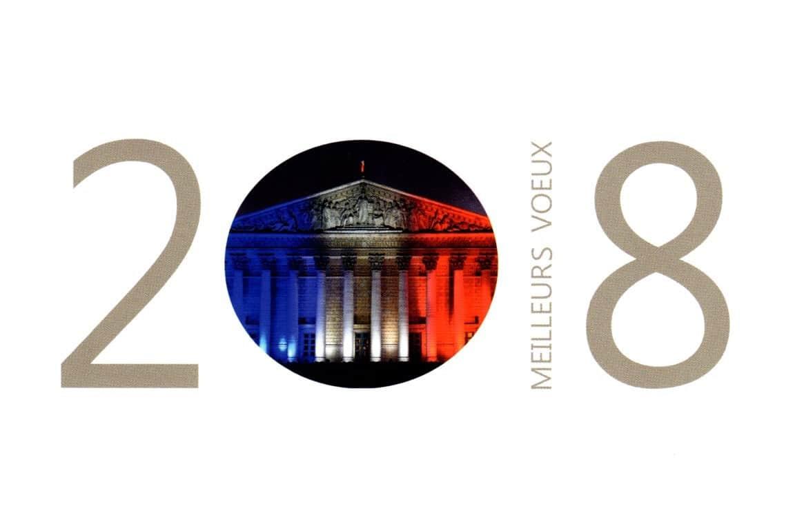 Vœux pour 2018