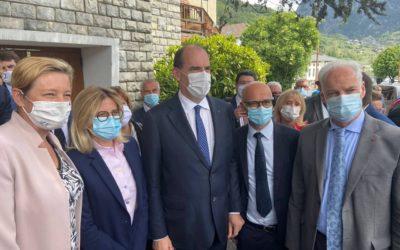 Le Premier ministre en Savoie pour annoncer le plan « Avenir Montagnes »