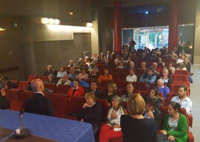 réunion publique chamonix